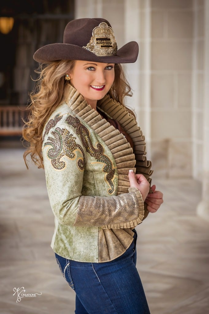 Miss Rodeo Nebraska 2016