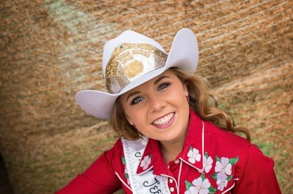 Miss Teen Rodeo Iowa 2016